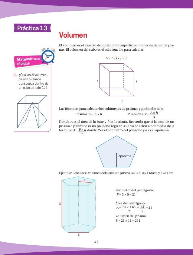 43 1. En una caja caben 10 cubos a lo largo, 6 a lo ancho y 5 a lo alto. a) ¿Cuántos cubos caben en la base de la caja? ...