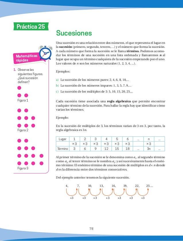 """79 Observa la siguiente sucesión: 1, 1 2 , 1 4 ,1 8 , 1 16 , 1 32 , ... , 1 2n ,... ¿Se """"detendrá"""" en algún número? ¿En cu..."""