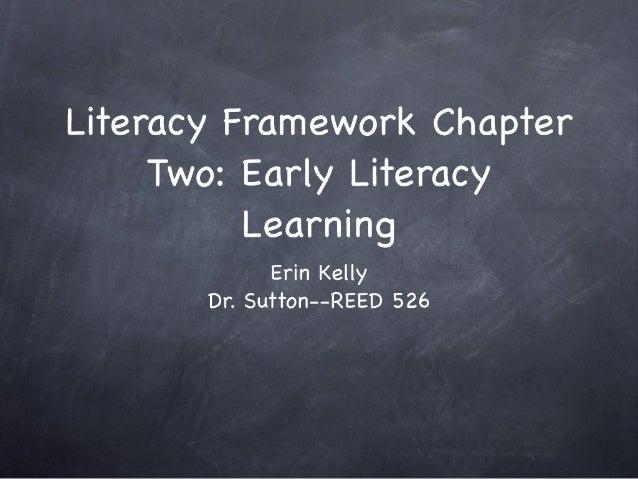 Ek reed 526 literacy framework 2