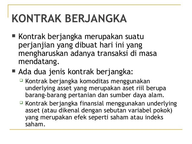 Tips opsi pasar saham India