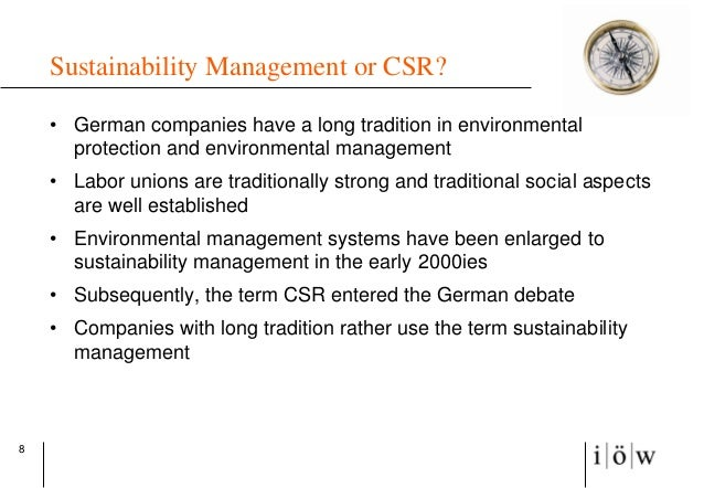 csr and labor unions Corporate social responsibility and trade unions: perspectives across europe  chris rees, michael gold, lutz preuss school of management.