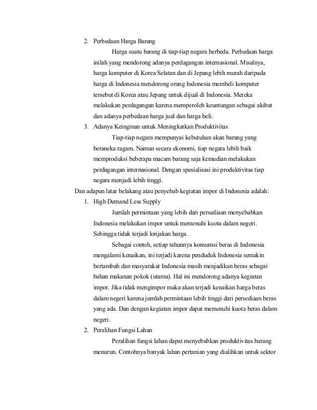 Contoh Makalah Zahir Perusahaan Dagang Kumpulan Contoh Makalah Doc Lengkap