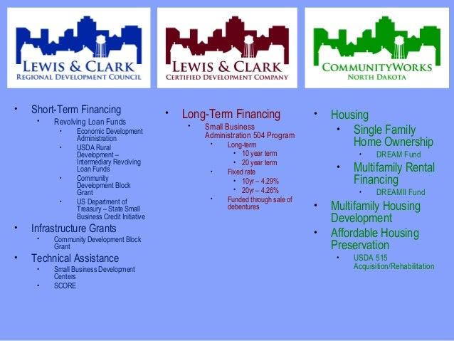 Lewis & Clark Regional Development Council Small Business