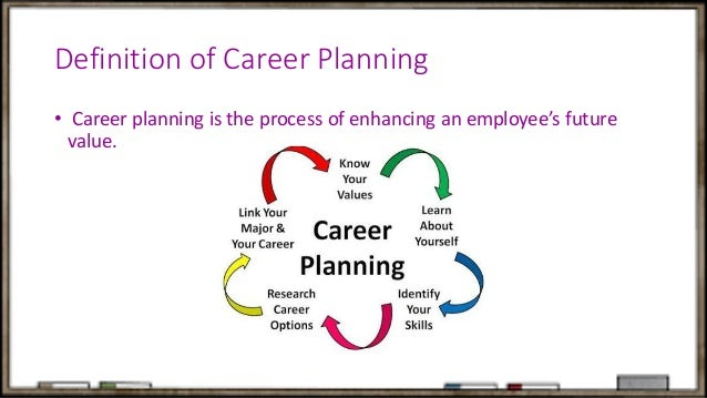 Career planning and career anchors