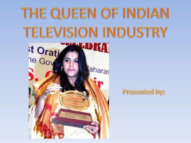 Ekta Kapoor  Born on June 7, 1975  Daughter of film star Jitendra, and Shobha Kapoor  She had no interest in the entert...