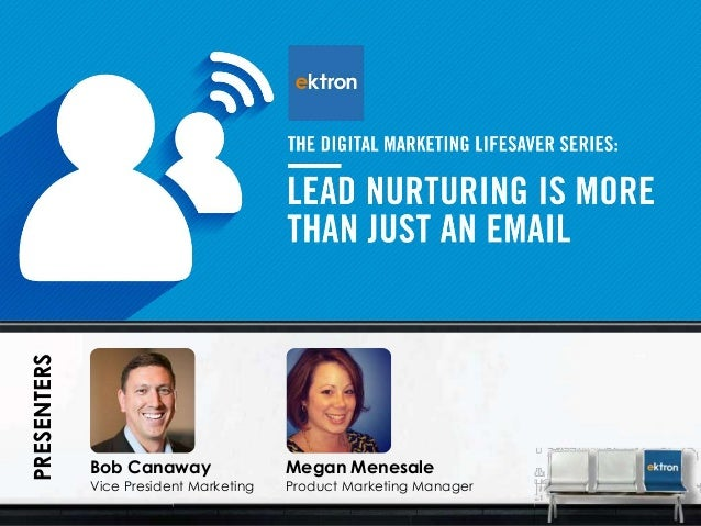 PRESENTERS  Bob Canaway  Vice President Marketing  Megan Menesale  Product Marketing Manager Copyright  2014 Ektron, Inc.