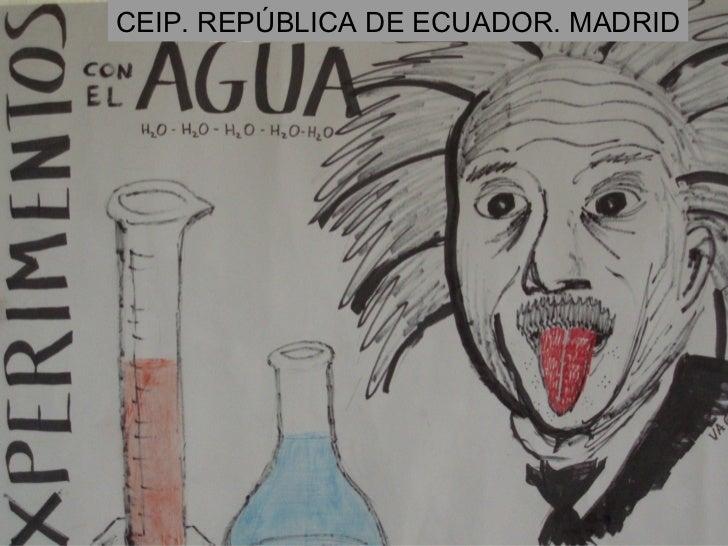 CEIP. REPÚBLICA DE ECUADOR. MADRID