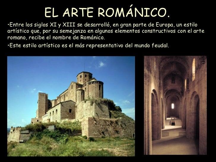 El Arte RomáNico.ESO Slide 2