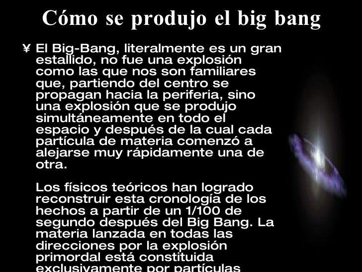 El Bigbang 10737