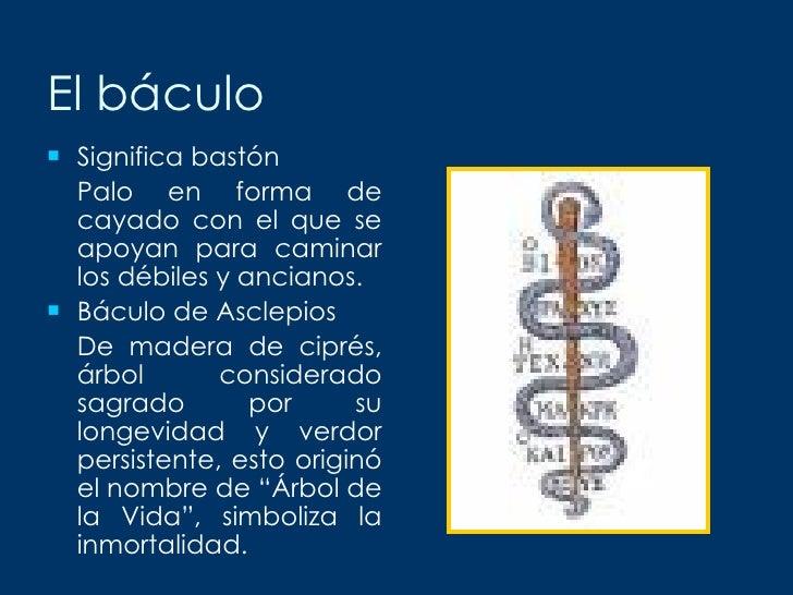 El Caduceo Como Emblema De La Medicina