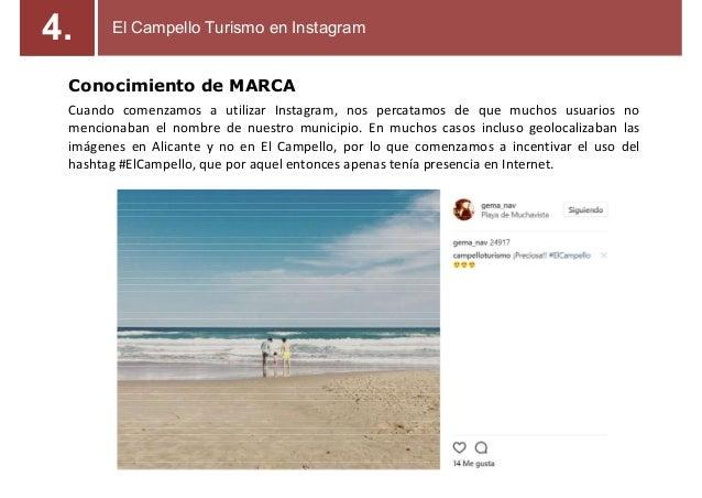 Conocimiento de MARCA Cuando comenzamos a utilizar Instagram, nos percatamos de que muchos usuarios no mencionaban el nomb...