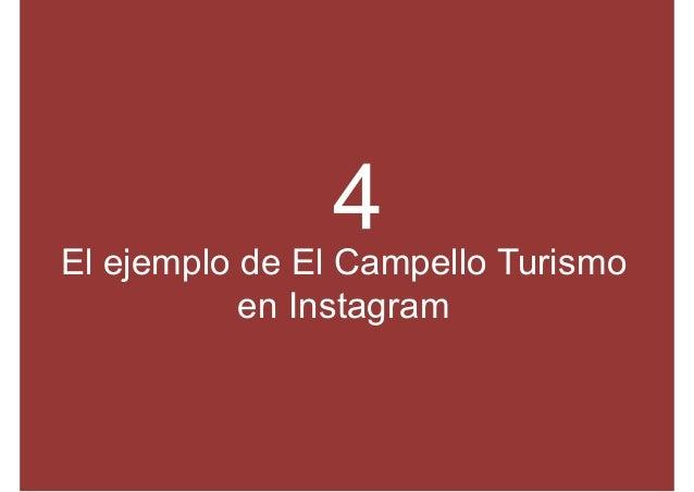 El ejemplo de El Campello Turismo en Instagram