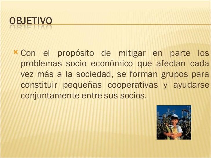 El Cooperativismo Slide 3