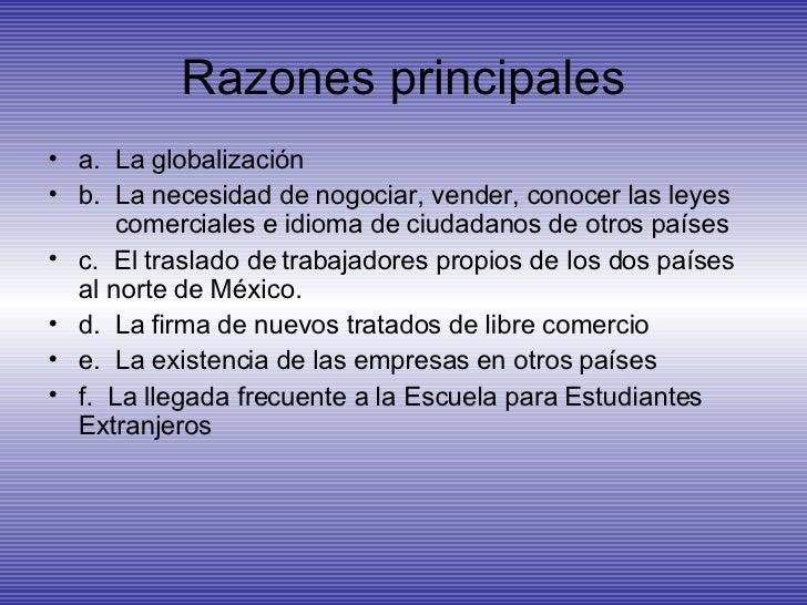 El EspañOl Con Fines EspecíFicos Presentacion Slide 2