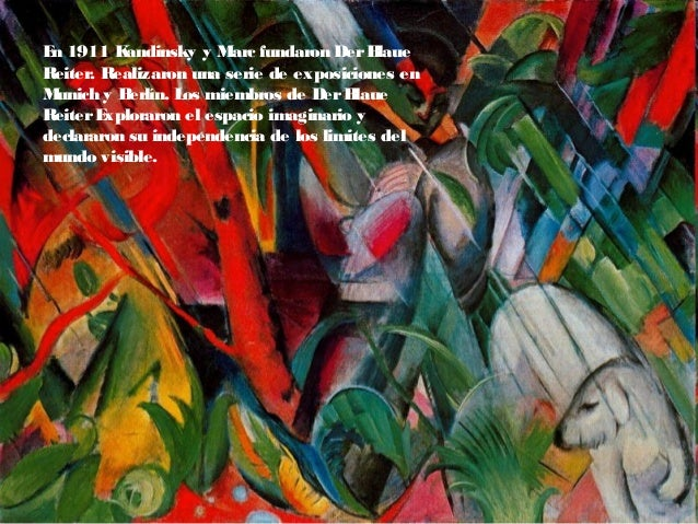 Wassily Kandinsky (1866 - 1944) nació y se educó en Rusia; en 1895, convertido al arte al veruna exposición de impresionis...