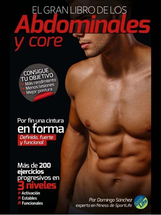 El gran libro de las abdominales