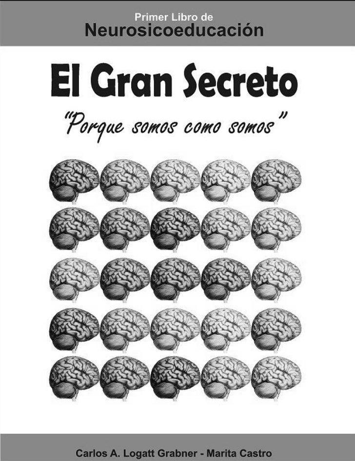 """El Gran Secreto              """"Porque somos como somos""""    Primer libro de Neurosicoeducación2"""