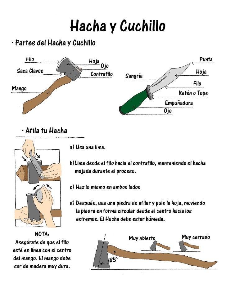 El hacha-y-el-cuchillo