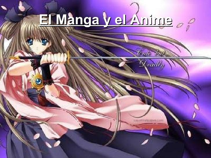 El Manga y el Anime