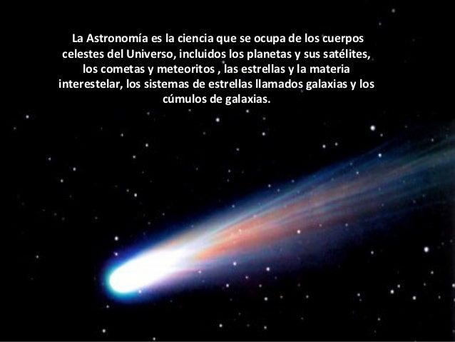 el misterio de la astronomia