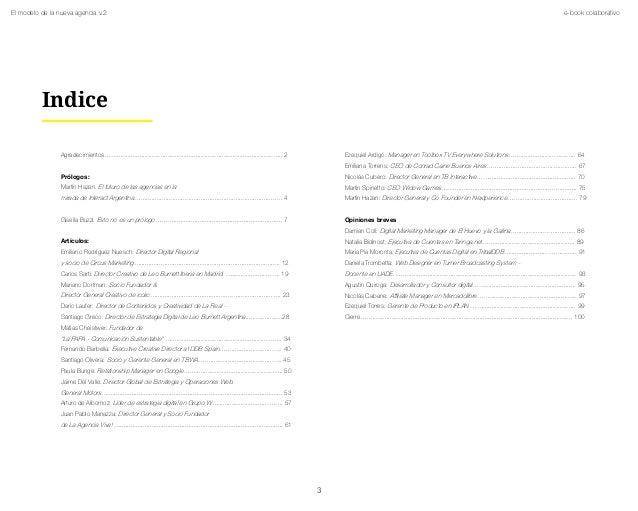 El Modelo de la Nueva Agencia V2 Slide 3