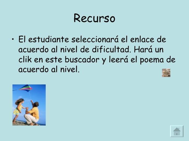 El mundo de poemas de poem nll modulo de espanol for Buscador de poemas