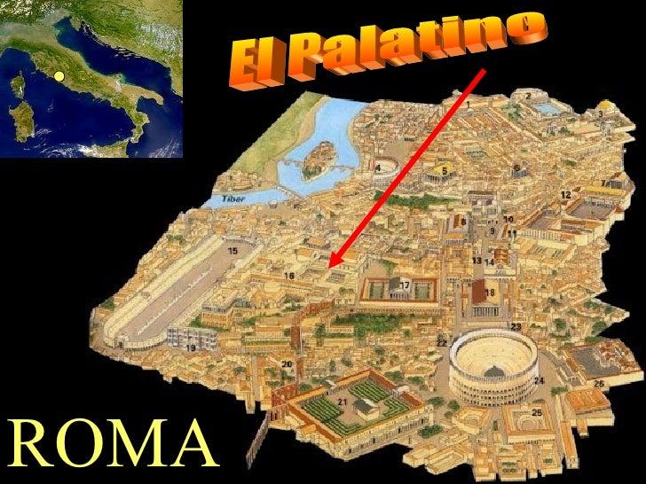 ROMA El Palatino