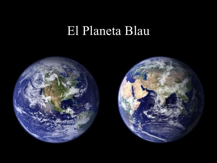 El Planeta Blau