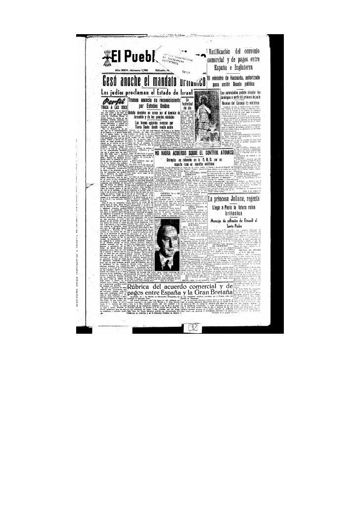 El Pueblo Gallego 1948