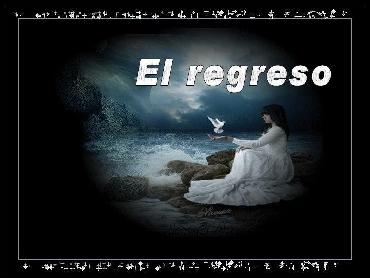 .. .. El regreso José Angel Buesa