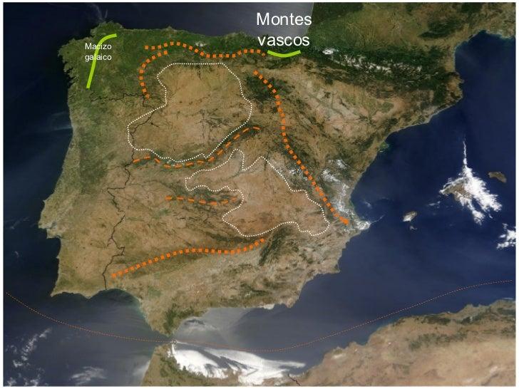 Macizo galaico Montes vascos