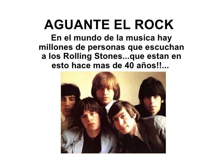 10898b9eb El Rock Es Cultura El Reggaeton Basura. AGUANTE EL ROCK En el mundo de la  musica hay millones de personas que escuchan a ...