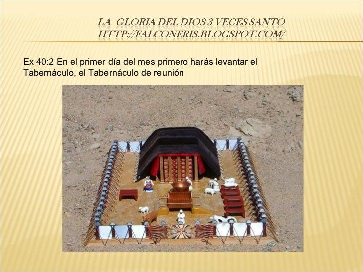 El Tabernaculo Slide 2