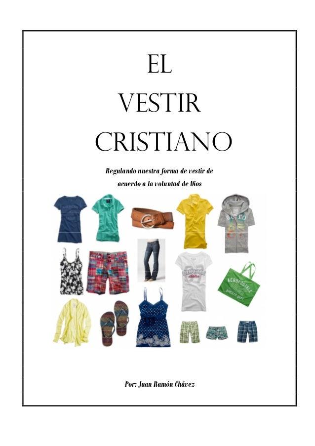 El Vestir Cristiano