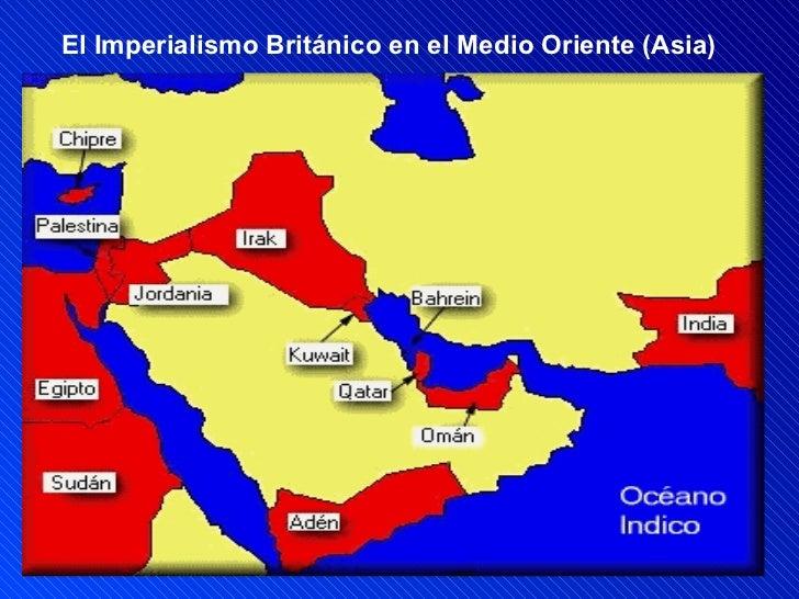 El imperialismo del siglo xix1
