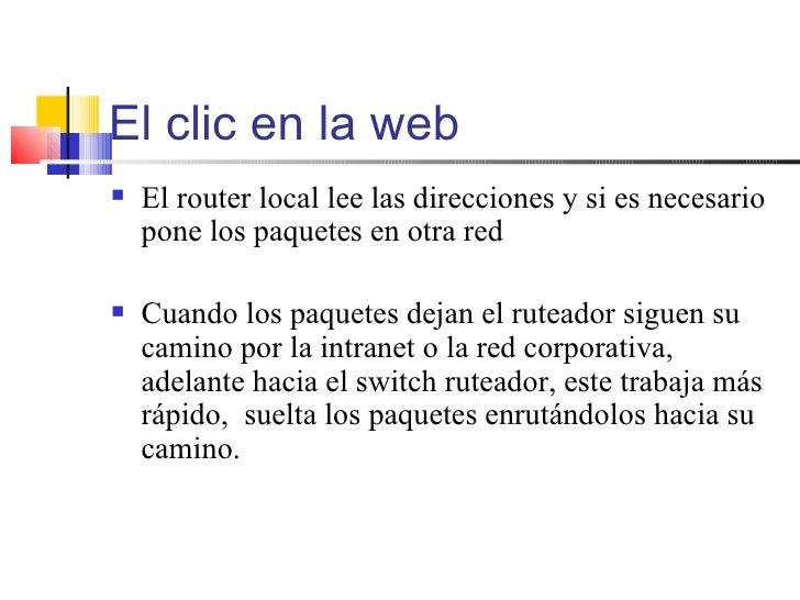 El%2 bclic%2ben%2bla%2bweb Slide 2