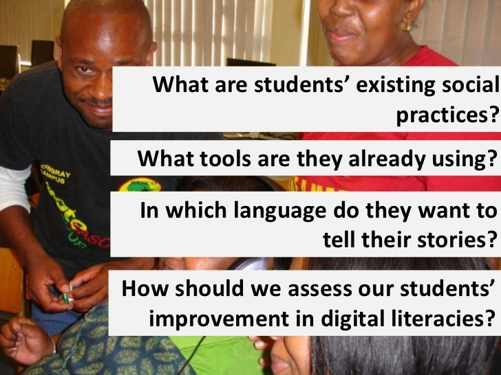 using digital stories to improve listening This research project aimed to create a constructivist learning environment with  digital storytelling the research investigated the pedagogical.