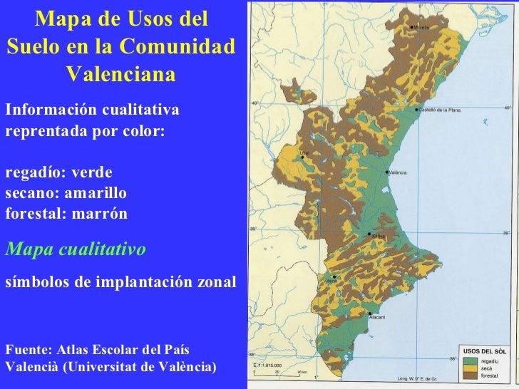 Los mapas for Cabanas en los arboles comunidad valenciana