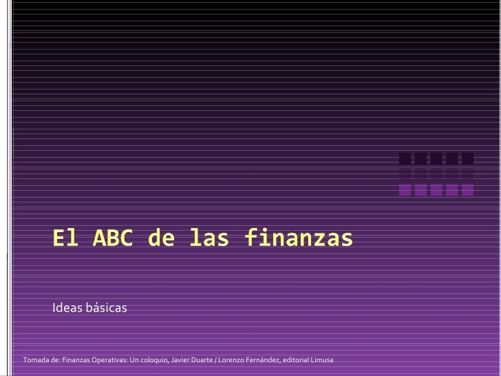 Finanzas Operativas Un Coloquio Ebook Download