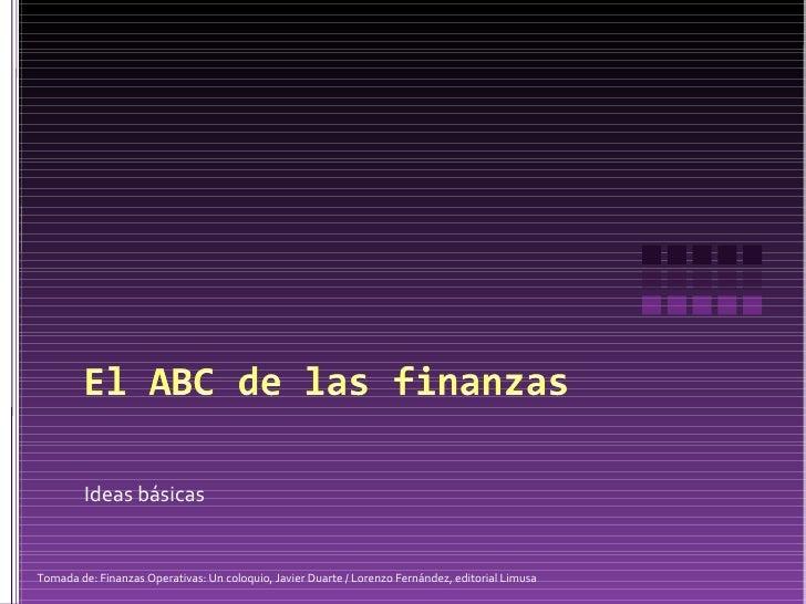 Finanzas Operativas Un Coloquio Ebook Download