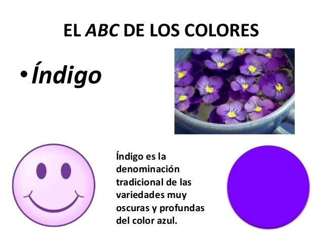El abc de los colores - Cual es el color ocre ...