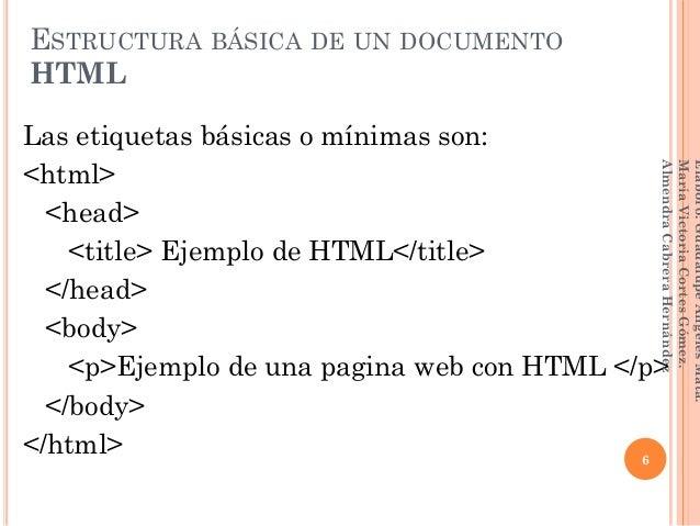 Elaboración De Paginas Web Dinamicas