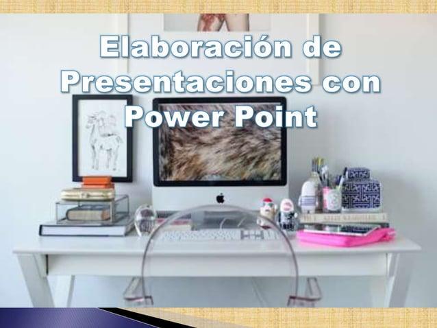 El programa PowerPoint de la suite de Office 2007 conservagran parte de sus características y rendimiento como elprograma ...