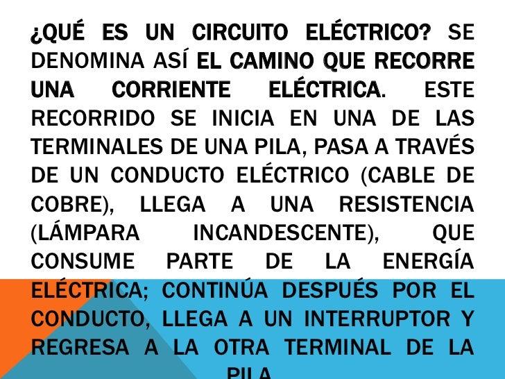 Circuito Que Es : Elaborar un circuito eléctrico básico y timbre