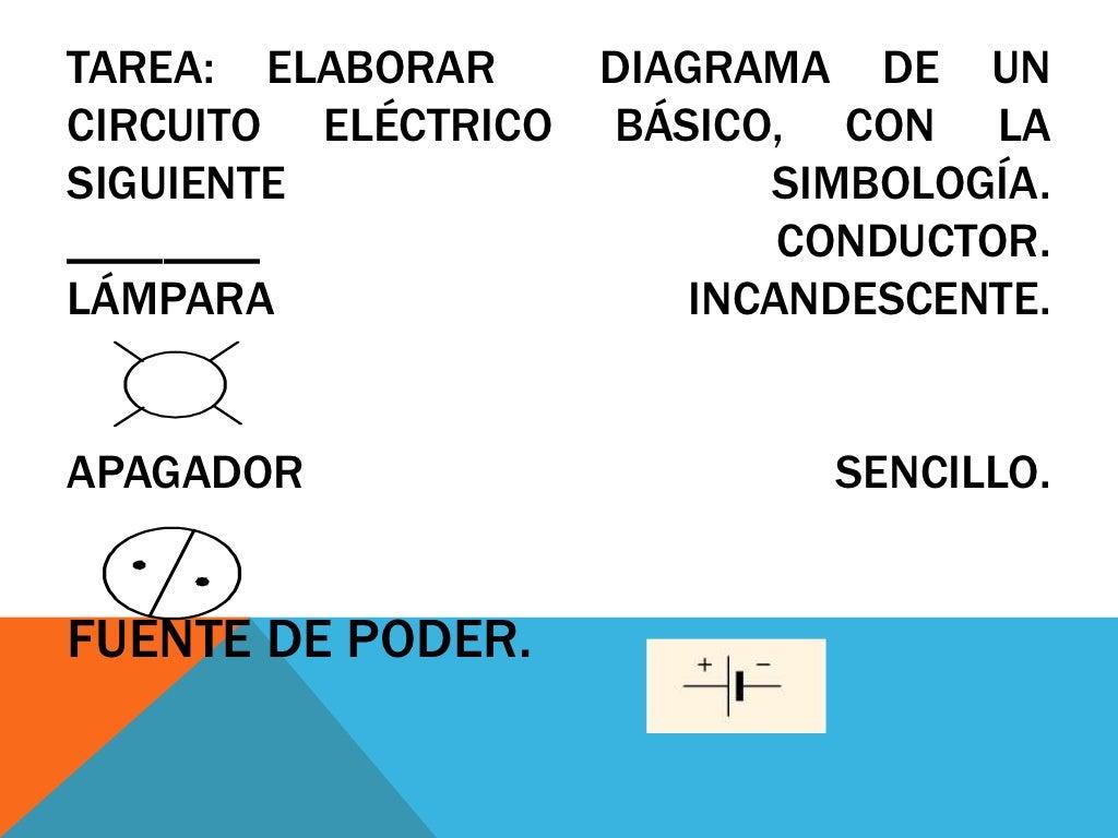 Circuito Basico Electrico : Leccion circuitos basico
