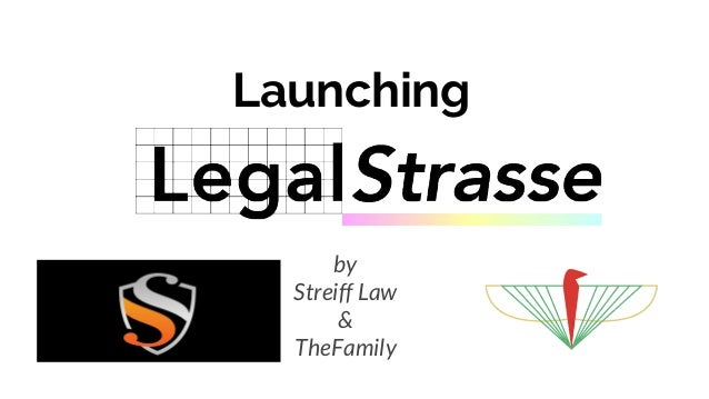 Launching LegalStrasse Legal Docs For Startups In Germany For Free - Law docs