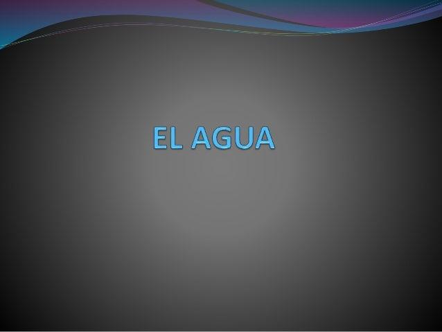  El agua está compuesta por dos elementos de la tabla  periódica HIDRÓGENO y OXÍGENO.   Está formada por dos átomos de h...