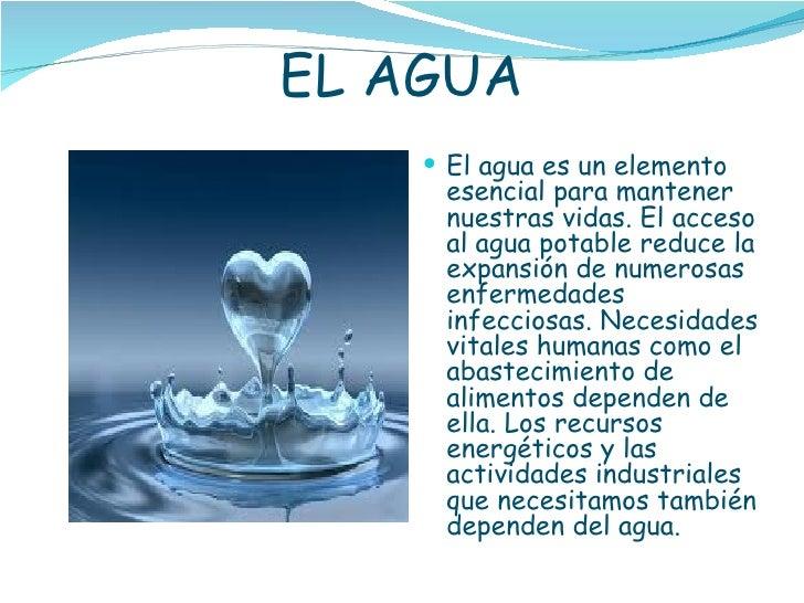 El agua y el reciclaje for Como mantener el agua limpia de un estanque