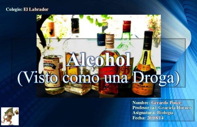 Ser codificado del alcohol en rostove en donu