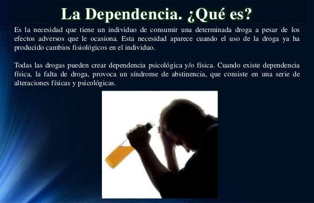 El trabajo científico por el tema el alcoholismo